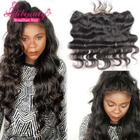 Cheap 13*4 Ear To Ear Silk Base Frontal Closur Best body wave Full lace Fronta