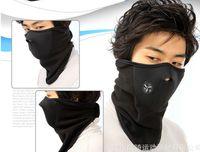 Wholesale Fleece Bicyle Cycling Motorcycle Face Mask Winter Sports Ski Snowboard Hood Wind Stopper Cap Headwear Thermal