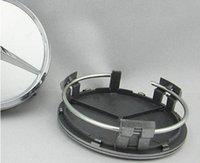 Wholesale inch mm wheel caps rim center hub cap rims accessories MERC C E S class W202 W204 W205 W210 W211 W212 W220 W221