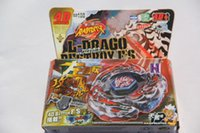 Wholesale 1piece BEYBLADE METAL FUSION D RAPIDITY L DRAGO DESTROY WITHOUT LAUNCHER NEW BB108