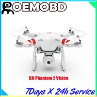 photography camera - Quadcopter DJI Phantom Vision Camera Drones RC integrated GPS Camera Professional Aerial Photography helicopter