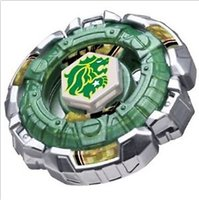 Wholesale 1pcs Beyblade Metal Fusion BEYBLADE METAL FUSION FURY BB106 D FANG LEONE W2D LAUNCHER RARE