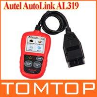 arabic websites - Auto Diagnostic Scan Autel AutoLink AL319 OBD II CAN Code Reader Auto Link AL Update on Official Website