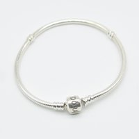 Wholesale 925 sterling silver thread bracelets snake chain fashion fine jewelry YL100