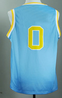 Wholesale UCLA Blue College Basketball Jersey