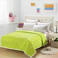 Wholesale Sookie Home Textile New Cool Patchwork Cotton Pure Elegant Flower Fresh Summer Quilt Comforter