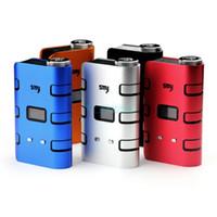 vapor mod - Authentic Smy God W Box Mod Electronic Cigarette Mechanical Mods Variable Voltage Wattage Vapor Mods Fit For Legion Dark Horse RDA