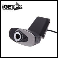 Wholesale High Quality USB Webcam Web Cam Camera for Laptop Computer With Built in Sound Microphone