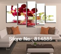 Cheap Free Shipping !!! 5PCS,Real Oversized Handmade Modern Abstract Oil Painting On Canvas Wall Art ,Top Home Decoration JYJHS028