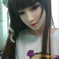 Cheap Realistic silicone sex doll japanese male sex dolls lifes size adult sex toys real love doll free shipping