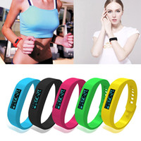 Wholesale Hot Sell Bluetooth Watch Smart Bracelet Healthy Sport Pedometer Sleep Monitoring Wristband