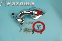 Wholesale Air filter Intake Kits Motorcycle Chrome MT230 For XL models sportstar Pazoma