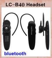 lc - LC B40 Bluetooth Handsfree Stereo Headset with Microphone sport wireless earphone headphone for iPhone Samsung Sony LG LC B40 tone EAR028