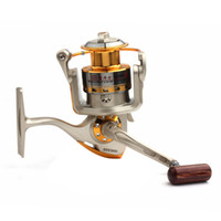 Cheap 3000 Series 10 Balls Bearing 5.0:1 Metal Spool Spinning Salt Water Fishing Reel,free shipping FHG_006