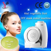 anti aging fruits - DIY Fruit and vegetable Facial Mask Maker machine face care machine protection Nutrition mask