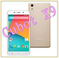 Cubot X9 Cellulare Android 4.4 MTK6592 Octa core 1,4 GHz 2GB di RAM 16GB ROM 5.0 pollici QHD IPS 1280 * 720 13MP + GPS 8MP macchina fotografica doppia SIM Card FM