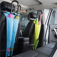 Wholesale Folding Car umbrella Holder Waterproof umbrella Storage bag umbrellas cover sets