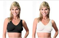 Wholesale Sexy Seamless Wire free sport bras single layer for women Sports underwear Shapers comfortable sports sleep Bra S XXXL
