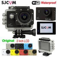action update - SJCAM X1000 Wifi Sport Action Camera Update SJ4000 K inch Novatek P Full HD Diving Cam Waterproof Camera Sport DV Camcorder