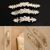 Wholesale Vintage Retro Alloy Door Knobs Cabinet Drawer Cupboard Kitchen Arch Pull Handles