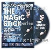 Wholesale Richard Robinson The Magic Stick magic trick send by email