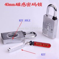 Wholesale Magnet lock prop for escape mysterious room Real life escape room game prop