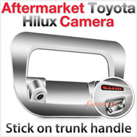 Wholesale TAILGATE COVER car REAR VIEW CAMERA FOR TOYOTA HILUX VIGO MK6 PICKUP