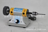 Wholesale 350W motor TM jade carving machine polishing machine mill grinder bench biaxial