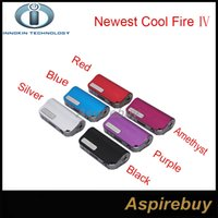 18650   In Stock!!! New Innokin CoolFire IV 40w Box Mod Innokin Cool Fire IV Express Kit 2000mah Innokin Coolfire kit OLED Screen VV VW Box Mod