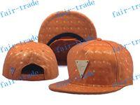 Cheap Hater Snapback Hat Leather Intrecciato Brim foamposite metallic,Adjustable W GOLD Logo EMBLEM HAWAII FLOWERS caps Hats,Kpop Baseball cap