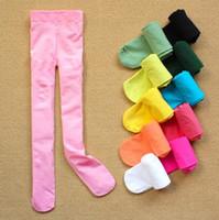 ballet velvet - PrettyBaby baby girls velvet pantyhose girls dance stockings children ballet tights girls velvet candy color leggings in stock