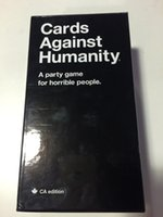 Wholesale Cards Against Humanities Canadian Basic Edition Cards For Humanity is a party game for horrible people