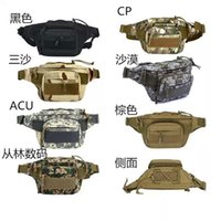 Wholesale Multifunctional Casual Oxford Waist Pack Outdoor Sports Waist Bags Belt for Man running