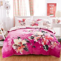 beds in china - King Size Comforter Bedding Sets Duvet Covers Bed Sheet Housse De Couette High Quality Hot Twill Bedding Set In Stock China