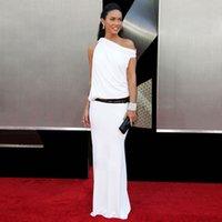 Cheap Coumn Celebrity Best Column Evening Dress