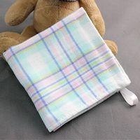 Wholesale 6pcs Children handkerchiefs Suction Hanjin Cartoon Handkerchief