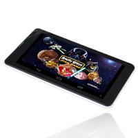 Wholesale G Phone Tablet PC Dual Sim Phablet Card Unlocked GPS Bluetooth x600 MTK6572 Dual Core GSM Dual Camera WCDMA