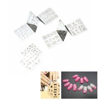 Wholesale 10Pcs Nail Stamping Plates Image Lovely Animals Stamping Nail Art Decoration Print Patterns Stamping Plate
