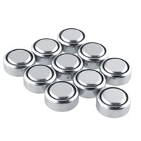 alkaline battery brands - New LR44 AG13 Alkaline Cell Coin Button Battery For Watch Calculator High Quality Brand New