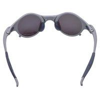 al por mayor x gafas de sol deportivas-Al por mayor-original Romeo hombres polarizaron las gafas de sol de ciclo Aolly Julieta X metal practicar deporte Gafas Oculos ciclismo gafas CP001-5