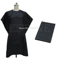Wholesale L109Adult Salon Hair Cut Hairdressing Barbers Hairdresser Cape Gown Cloth Waterproof