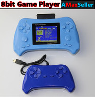 """Cheap New Arrivals PVG Portable 2.5"""" 8 bit Doubles Game Player Handheld Pocket TV Out Video Game Console System 8Bit games player Cheap Gifts"""