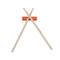 Wholesale High Quality A Drum Sticks Maple Wood Sticks Exquisite Workmanship Smoothly Polished Designed for All Types of Drum Kits I1071