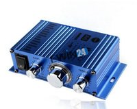 Wholesale Mini W V Stereo Audio High Power Car Amplifier Boosting Sound For CD MP3