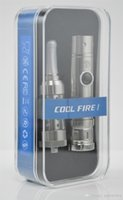 Cheap 100% Original Innokin Cool Fire 1 Electronic Cigarette 18350 Battery Mod Innokin Cool Fire 1 with iClear 30S Clearomizer