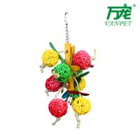 Wholesale Parrot toys include bird swings bird ladders and other bird toys0130