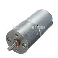 Wholesale 12V for DC RPM High Torque Gear Box Speed Control Speed Reduction Electric Motor