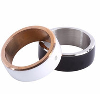 Wholesale Unique Vision Smart Ring in Latest Gadgets Technology Muiltifunctional Digital NFC Ring Wearable for Andriod WP Phone