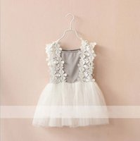 strapping tape - 2015 Summer Girls Cotton Yarn Splicing Tape Cover Decorative Strap Dress Lace Petal