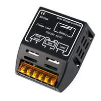 solar energy system - Solar Charge Panel Battery Controller Safe Protection Control Regulator A V V for Solar Energy System Y4268A
